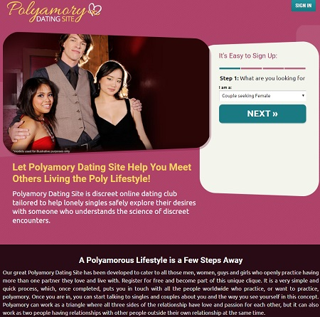 Dating website polyamory — 3