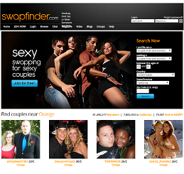 Swapfinder, a heaven of finding polyamorous singles and couples